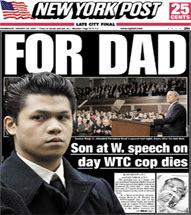 9/11 police hero dies awaiting lung transplant