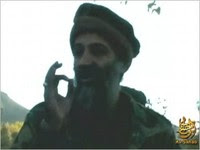 'possible' new message from osama bin laden