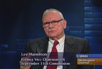lee hamilton: cia obstructed the 9/11 commission