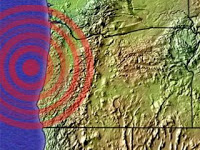 mysterious earthquakes off oregon coast