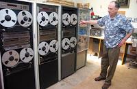 the remastermind: dictaphone expert helps refine JFK recording