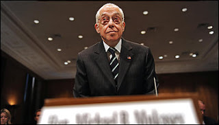 mukasey/mueller powergrab: informants, spies & lies