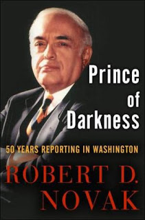 robert novak, dead at 78, wrote about 9/11 'inside job' on 9/13