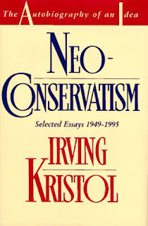 neocon godfather & trotskyite, irving kristol, dead at 89