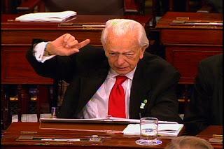 west virginia's byrd becomes longest-serving congressman in US history