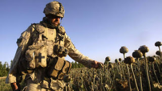 uk & canadian troops investigated over heroin trafficking claims