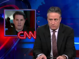 cnn's rick sanchez out after suggesting jews run the media