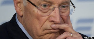 see dick lie, hear dick talk about torture