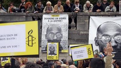 troy davis execution goes ahead despite serious doubts about his guilt