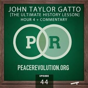 peace revolution: episode044 - ultimate history lesson, part4