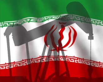 oil trades near six-week high on iran threat to crude transport
