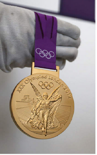 Occult Symbolism in XXX Olympiad Medal