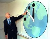 scientists prepare to move doomsday clock forward