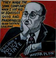 giuliani invokes 9/11 in latest SC visit