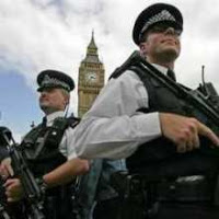armed US police could be on london streets