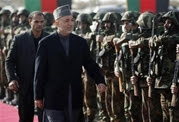 US hands major weapons supplies to afghan army