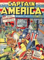 captain america comics #1 (march 1941)