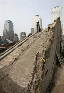 9/11 remains possibly used on roads