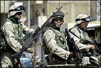 uk troops on 'trigger happy' drug