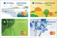 credit card aimed at relieving 'carbon footprints'