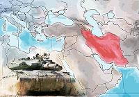 israel urged US to attack iran - not iraq