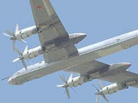 2 russian strategic bombers fly along alaska, canada coasts