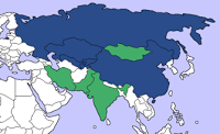 SCO could expand to include pakistan & india