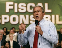poll: bush's job approval rating sinks to another record low