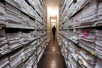 vast nazi archive opens to public