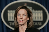 bush's continuity coordinator resigns