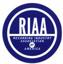 riaa website wiped clean by 'hackers'