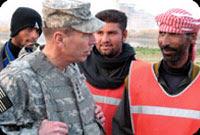 anti al-qaeda iraqis quit US army