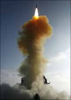 US missile hits 'toxic satellite'