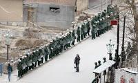beijing sends in tanks as tibet erupts