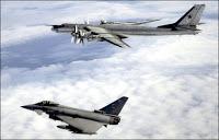 russian bomber again intercepted near US navy ship