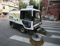 street-sweeper cameras eye illegal parking