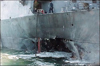 probe of uss cole bombing unravels