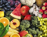 fruit, veggies & tea may rotect smokers from cancer