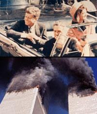 jfk, 9/11 & the designated suspects in both cases