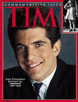 on this day: jfk jr dies in plane crash