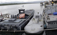mexico finds tons of cocaine in submarine