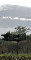 beijing deploys missiles around the olympic stadium