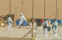 uranium shipped to canada from iraq in secret mission