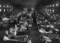 bacteria played a role in 1918 pandemic flu deaths