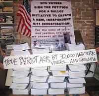 nyc 9/11 ballot initiative campaign announces milestone!