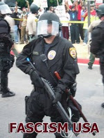 evidence that bush will exploit 'crisis' to declare martial law