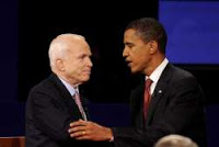 obamccain clash over iraniraq in first debate
