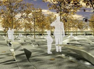 pentagon 9/11 memorial revives painful memories