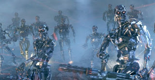 robots will hunt 'non-cooperative humans' in army plan