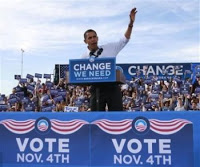 obama win will not change rigged economy